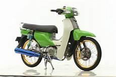 Honda Kirana Modif by Begini Tilan Honda Kirana Modifikasi 30 Jutaan