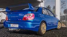 Subaru Impreza Wrx Sti 2004 Add On Tuning Gta5 Mods