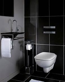 la d 233 co des wc noir et blanc osez c est chic bathroom