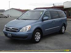 2008 Hyundai Entourage Gls by 2008 South Pacific Blue Hyundai Entourage Gls 9020887