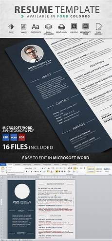 creative infographic resume templates for 2018