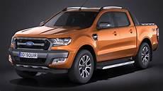 ford ranger wildtrak 2017 ranger wildtrak 2017 3ds