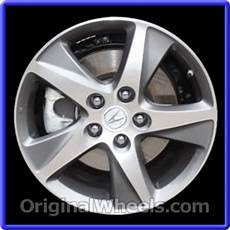 oem 2011 acura tsx rims used factory wheels from originalwheels com