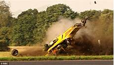 Richard Hammond Says One More Crash And He S Out Daily