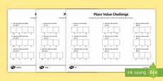 place value worksheets ks2 5163 ks2 number and place value primary resources