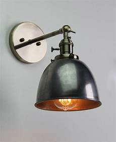 buyee 174 modern vintage industrial metal shade loft coffee bar kitchen wall scone l light gold