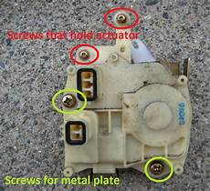 automotive repair manual 2007 acura tl security system 1998 acura tl blend door actuator replacement how to replace a blend door actuator in under