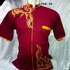 download free design baju koko modern new style for 2016 2017