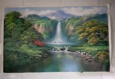 29 Lukisan Pemandangan Naturalisme Kumpulan Gambar