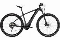 cube reaction hybrid sl 500 kiox hardtail e bike 2019