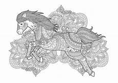 Ausmalbilder Erwachsene Kostenlos Pferde Pferde Ausmalbilder F 252 R Erwachsene Kostenlos Zum