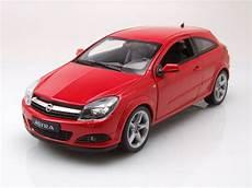 Opel Astra Gtc 2005 Rot Modellauto 1 18 Welly 42 95