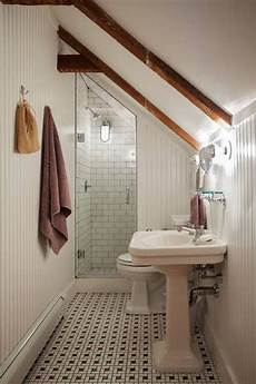 15 magnificient attic bathroom designs rilane