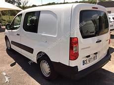 Fourgon Utilitaire Peugeot Partner Cabine Approfondie 1 6