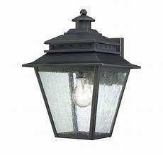 quoizel can8409wb carson 13 1 2 quot outdoor wall light in