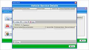 DIY Vehicle Maintenance Database  SSuite Office Software