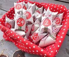 Weihnachtskalender Selbst Basteln - adventskalender basteln mit den bastelideen geschenke