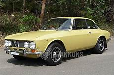 Sold Alfa Romeo Gtv 2000 Coupe Auctions Lot 17 Shannons