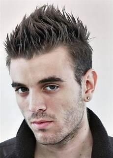 Mens Hairstyled
