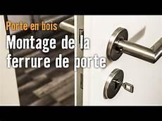 Montage De Porte Porte En Bois Chapitre 3 Montage De