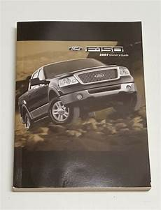 where to buy car manuals 2007 ford f series on board diagnostic system 2007 ford f 150 owners manual user guide regular cab