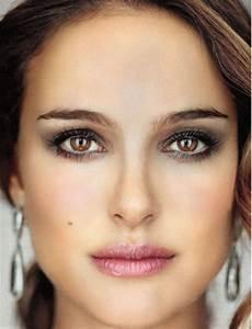 comment maquiller des yeux marrons cristina cordula