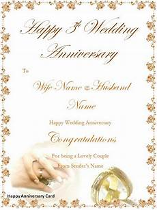 Anniversary Cards Templates Word Templates Happy Anniversary Cards
