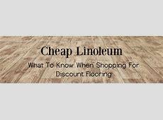 Cheap Linoleum   The Flooring Lady