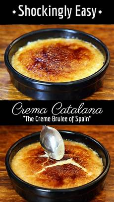 Crema Catalana Eurospin | my homemade spanish crema catalana recipe better than creme br 251 l 233 e