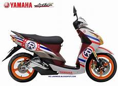 Mio Soul Modifikasi Warna by Modifikasi Yamaha Mio Sporty Mio Matic Terkeren Simple Acre