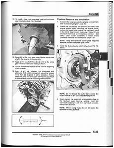 Polaris Fs Fst Turbo Iq Snowmobile Service Manual 2006