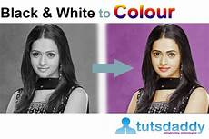 paint convert color pictures to black and white converting black and white photo to colour photo