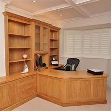 oak home office furniture bespoke traditional oak home study homewood furniture