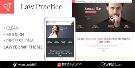 law practice v3 3 lawyer responsive business theme