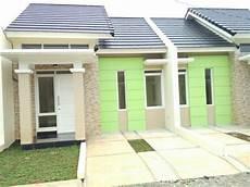 Rumah Dijual Rumah Cluster Baru Desain Terbagus Siap