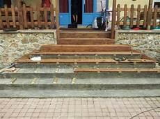 marche en exterieur marche en bois autoclave 2