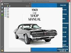 download car manuals pdf free 1970 mercury cougar head up display mercury cougar 1969 service manual repair manual