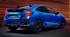 honda civic 2020 honda civic sport line mixes type r inspired design with three cylinder power carscoops
