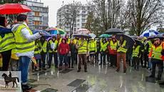 La Roche Sur Yon 430 Gilets Jaunes Ont Manifest 233 En Ville