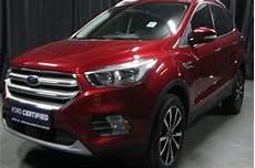 ford kuga titanium 2018 2018 ford kuga 2 0 ecoboost titanium awd at crossover suv diesel awd automatic cars