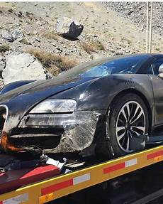 Buggati Veyron Crash by Bugatti Veyron Vitesse Crashes In The Andes Mountains