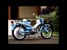 Modifikasi Motor Pitung by Modifikasi Motor Jadul Honda Pitung Honda C70 Klasik