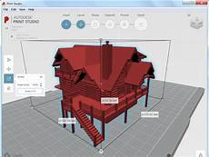 autocad 2017 with fully intergrated 3d printing software