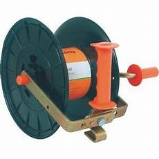 gallagher electric fence reel kite twine wire rope farm rancher tools ebay