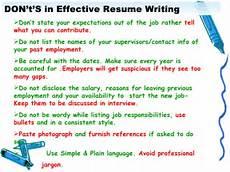 professional cv writing west
