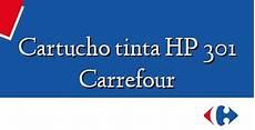 Cartucho Tinta Hp 301 Carrefour Opiniones Y Precio
