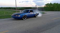 blown fox mustang youtube