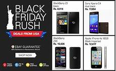 Ebay Brings Black Friday Sale To India Telecom Clue