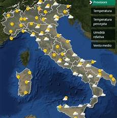 Unwetter In Italien - italy set to bake anticyclone the local