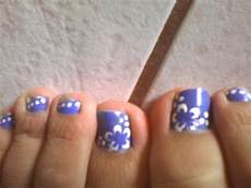 foot nailart how you can do it at home pictures designs